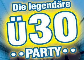Ü30 Party Nürnberg Löwensaal Nachtpalais Ü30 Musik 80er 90er